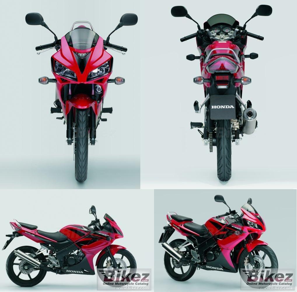 Jual Minerva Full Honda CBR Eropa (200cc) - Terjual