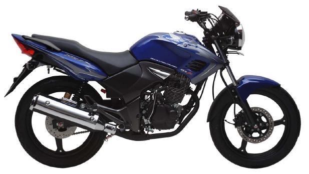 Full Motorcycle Wallpapers: The Honda Tiger Revo