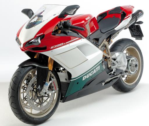 Ducati 1098 photo