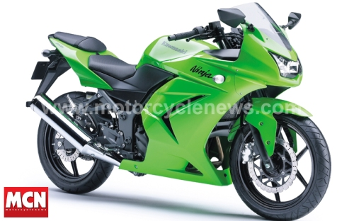 Blog Of Autorizm  Harga Kawasaki Ninja 250R dan Kawasaki KLX 250