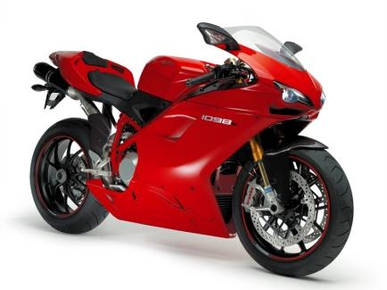 Ducati Superbike 1198S Red
