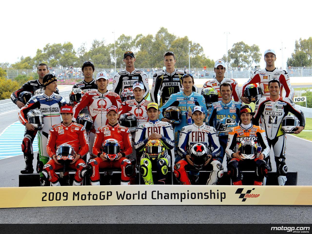 2009 Season - MotoGP World Championship