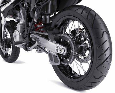 klx250sf rear