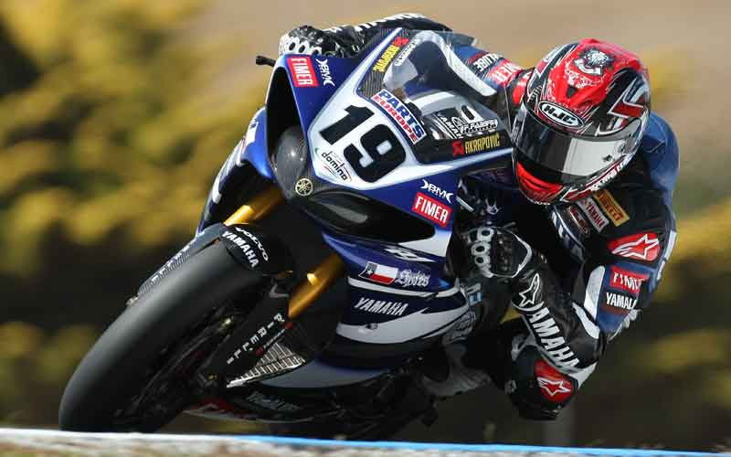 Ben Spies win superbike 2009