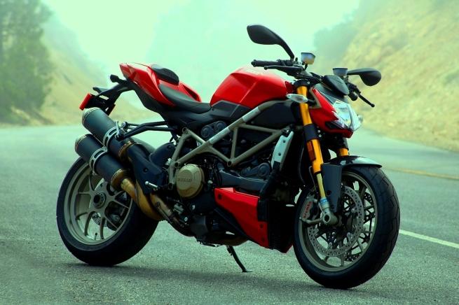 Ducati Streetfighter N