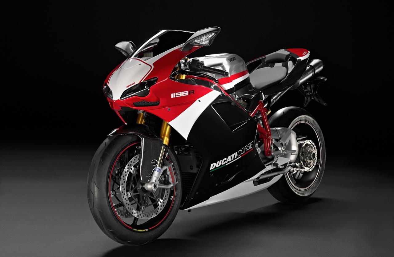 2010 Ducati 1198R Corse Special Edition Sportbike