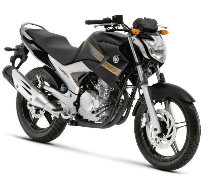yamaha fazer motorcycle