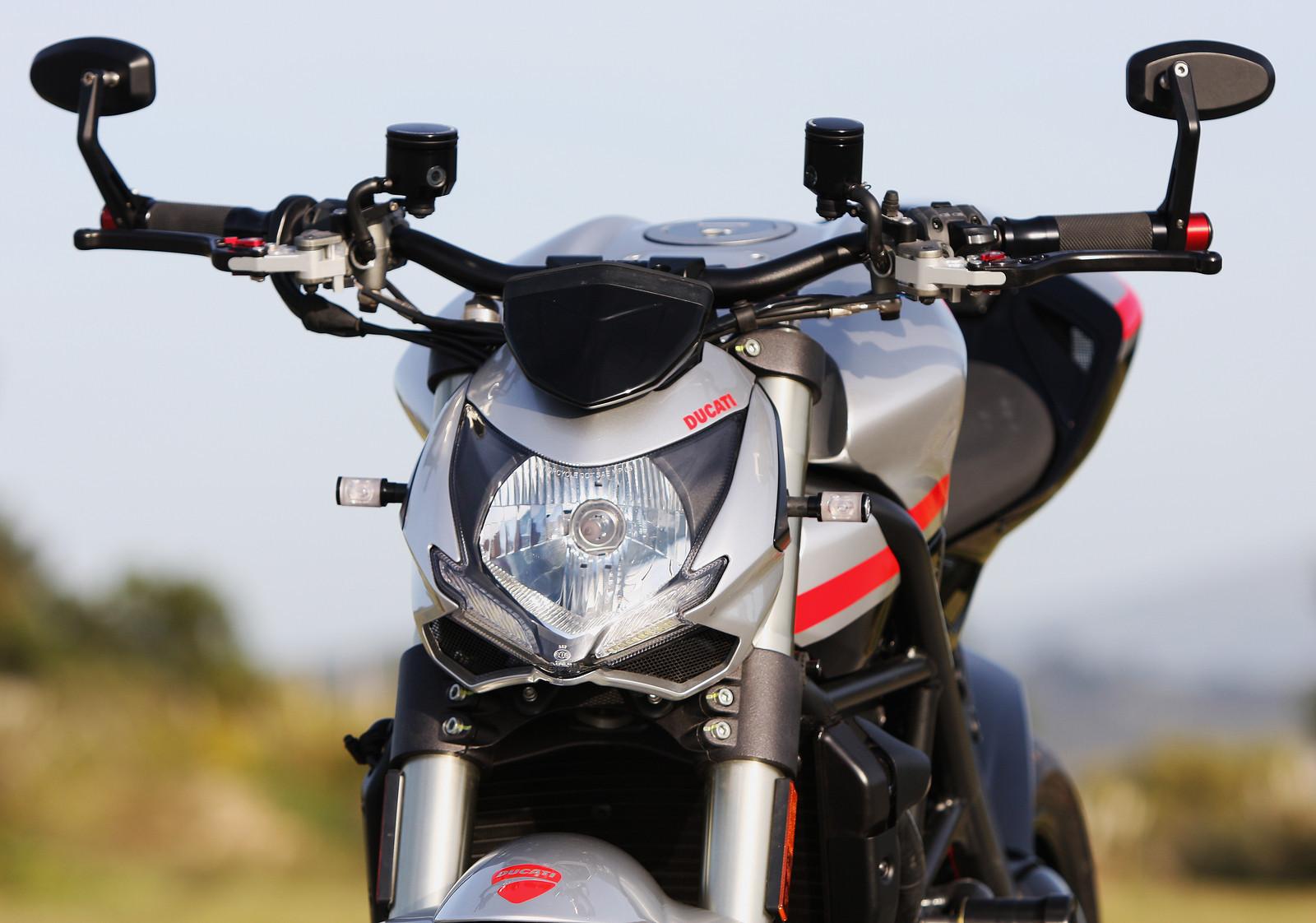 Ducati Streetfighter Headlight Bulb