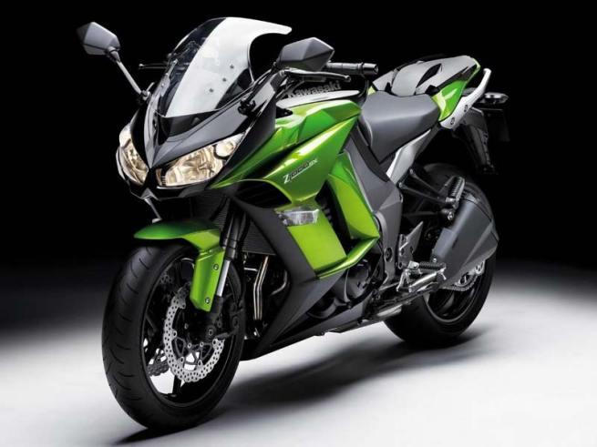 Kawasaki Ninja Zz1000 Sport Touring Alternatif Kawasaki