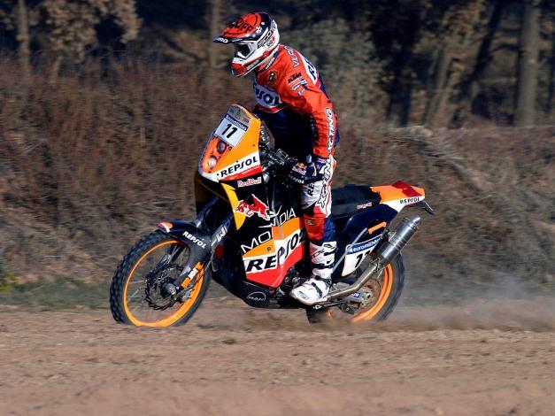 KTM Cyril Despres