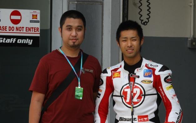 SEPANG - TAKAHASHI  & SATTAR