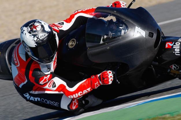 2011 MotoGP, MotoGP/ Moto2  Test, Jerez, Spain