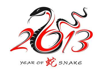 Selamat Tahun Baru Imlek 2013 … Tahun Ular !!!