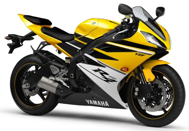 Yamaha YZF 250 R4 India 5