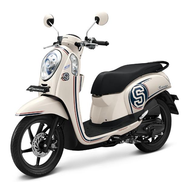 Press Release AHM : New Honda Scoopy-FI Hadir Dengan Tampilan dan